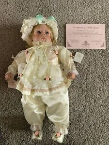 Lee-Middleton-Original-Tenderness-French-BeBe-034-Stephanie-034-vinyl-doll