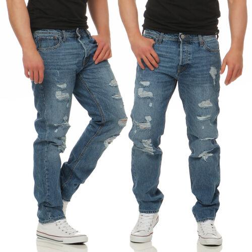 Amen37 confortable Tuyau Original Jeans fit Jack Jones Herren Neu Mike qUTCCa