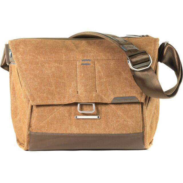 9a7bd0e09185 Peak Design The Everyday Messenger Case for Camera Heritage Tan for ...