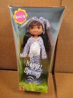 Hoppy Spring Kelly Easter Doll 2003 Bunny NRFB #B6476 Barbie Toys