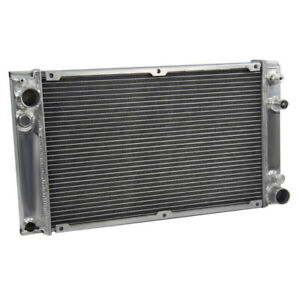 S2 3.0L 1986-1991 manual 1988 Aluminum radiator for PORSCHE 944 2.5L TURBO