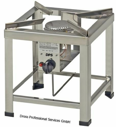 Haushaltskocher Gastrokocher HK2000E Flüssiggas Propankocher Reiskocher
