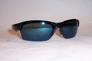 69209f4a0a NEW SMITH SUNGLASSES ENVOY S D28-QG BLACK CHROMAPOP BLUE MIRROR ...