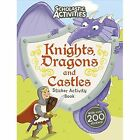 Knights, Dragons and Castles Sticker Activity Book by Scholastic (Paperback, 2014)