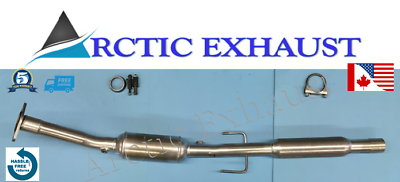 Direct-Fit FITS:2000-2005 Toyota Echo 1.5L Catalytic Converter With Resonator