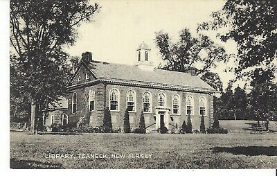 Free Shipping Cedar Lane Business Section Variety of New Jersey Tourist Ephemera 6 Teaneck NJ Postcards Old Souvenir Post Cards Library