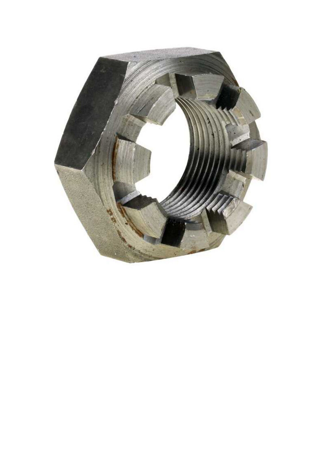 DIN979 Kronenmutter niedrige Form Edelstahl A2 A4 M6,M16,M30