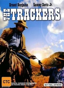 The-Trackers-DVD-2005-VGC-FREE-POSTAGE