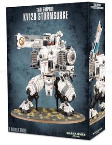 Warhammer 40,000  Tau Empire KV128 Stormsurge GW (56-18) (56-18) (56-18) NIB c7feb7