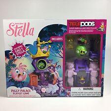 Angry Birds Stella Telepods Piggy Palace Playset Game, Kids, Famliy Games NIP