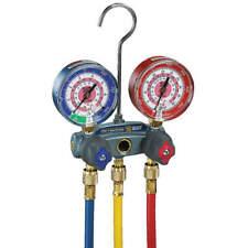Yellow Jacket 49847 Mechanical Manifold Gauge Set2 Valve