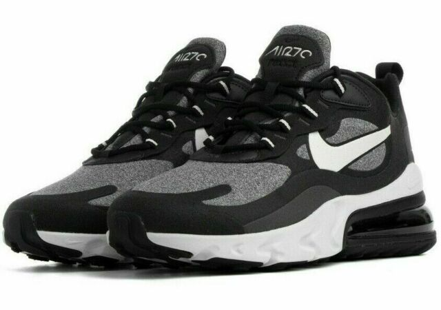 Nike Air Max 270 React Womens Running Shoes Ao4971 001 Size 6 For Sale Online Ebay