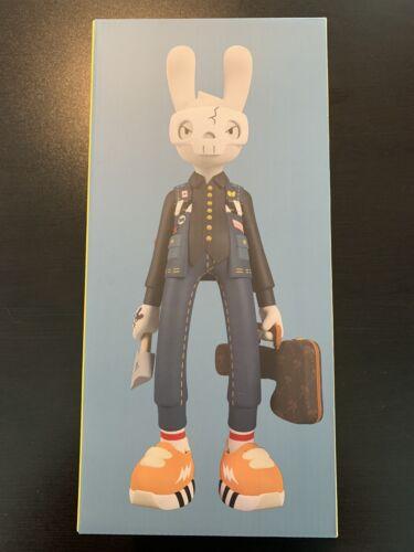 "Superplastic Guggimon High Voltage 12"" Kickstarter Exclusive Limited Edition 666"
