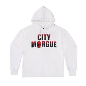 Vlone-x-City-Morgue-Dogs-Red-on-Black-white-Hoodie-Sweatshirt