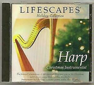 Lifescapes-Harp-Christmas-Instrumental-CD-1998