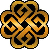 Breaking Benjamin Rock Heavy Metal Vinyl Sticker Decal Gold Logo 4 Stickers