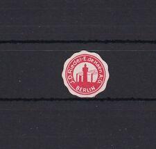 401416/ Siegelmarke - J. D. Riedel - E. de Haen A.G. - BERLIN