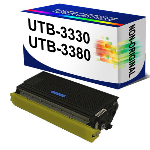 Toner Cartridge fits Brother TN3330 TN3380 DCP-8110DN HL-5440D 5450DN 5470DW