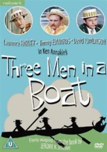 Laurence-Harvey-Jill-Ireland-Three-Men-in-a-Boat-UK-IMPORT-DVD-NEW