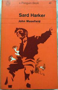 Sard-Harker-John-Masefield-Paperback-book-Penguin-1955