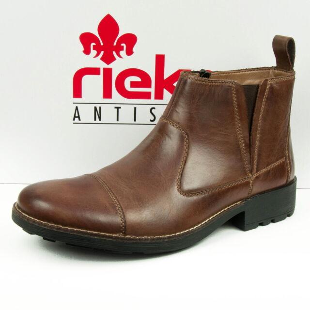 Rieker Petro 36050 braun STIEFELETTEN & BOOTS 44
