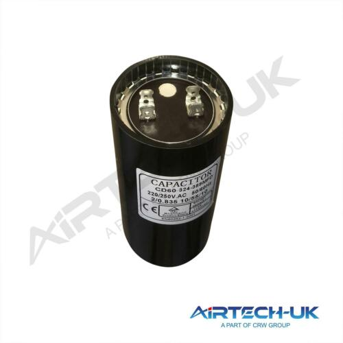 Electric Motor Start Capacitor 50uf to 400uf 220-250v starting capacitors