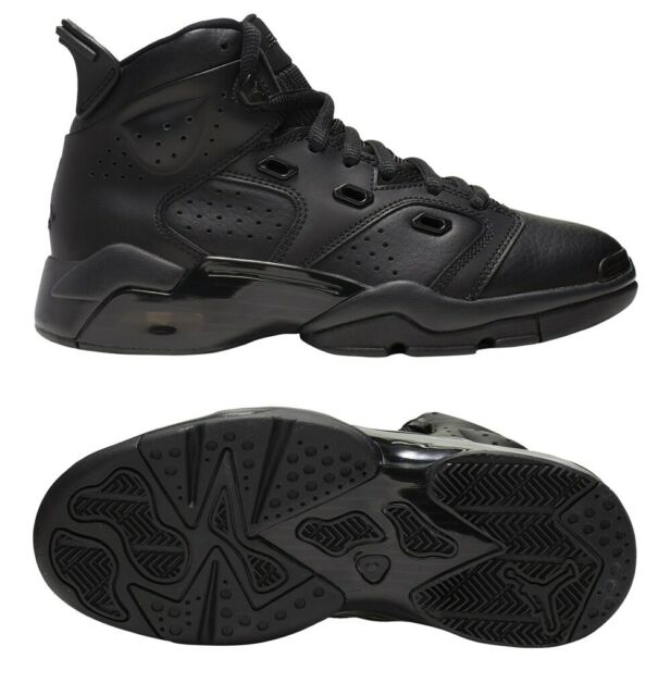 Nike Air Jordan GS Big Boys Youth Shoes Black Size 6y Cq9488-001