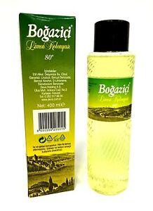 3-x-400ml-BOGAZICI-Zitronen-Duftwasser-Kolonya-Limon-Kolonyasi