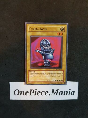 Yu-Gi-Oh Ojama Noir IOC-FR002