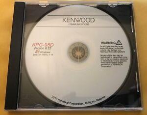 Details about Kenwood Programming Software KPG-95D v6 22 TK-5210 TK-5710  TK-5710H TK-5310