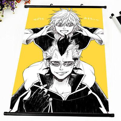 Hot Anime Black Clover Wall Scroll Poster Art Home Decor Otaku Gift 60*90CM#X05