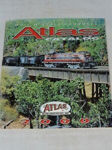 Vintage-Atlas-Model-Railroad-Co-Inc-HO-amp-N-Scale-Products-Catalog-2000