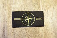 Brand NEW STONE ISLAND badge patch con i pulsanti per giacche ponticelli e jeans