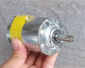 1pcs DC24V 2500rpm DC permanent magnet motor Adjustable speed motor DIY