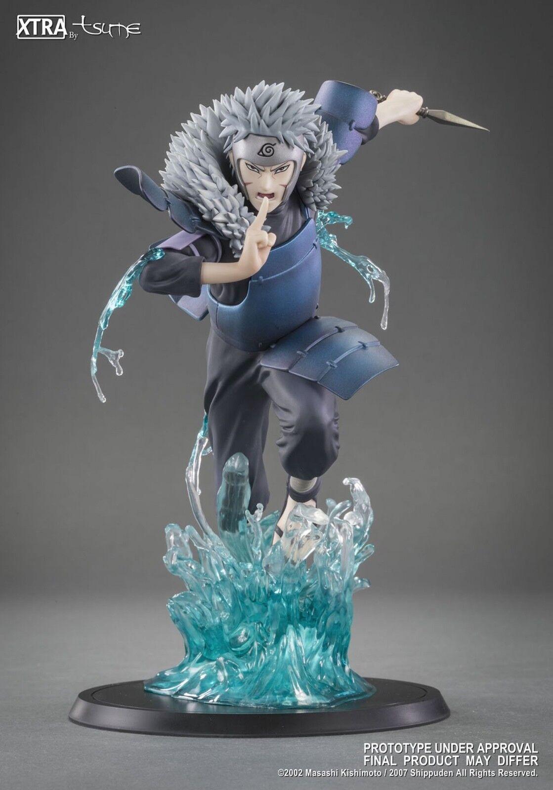 Tsume  :    Tsume Figurine Naruto DX-tra Collection - Tobirama Senju 22cm   NEUVE / NEW 9a9760