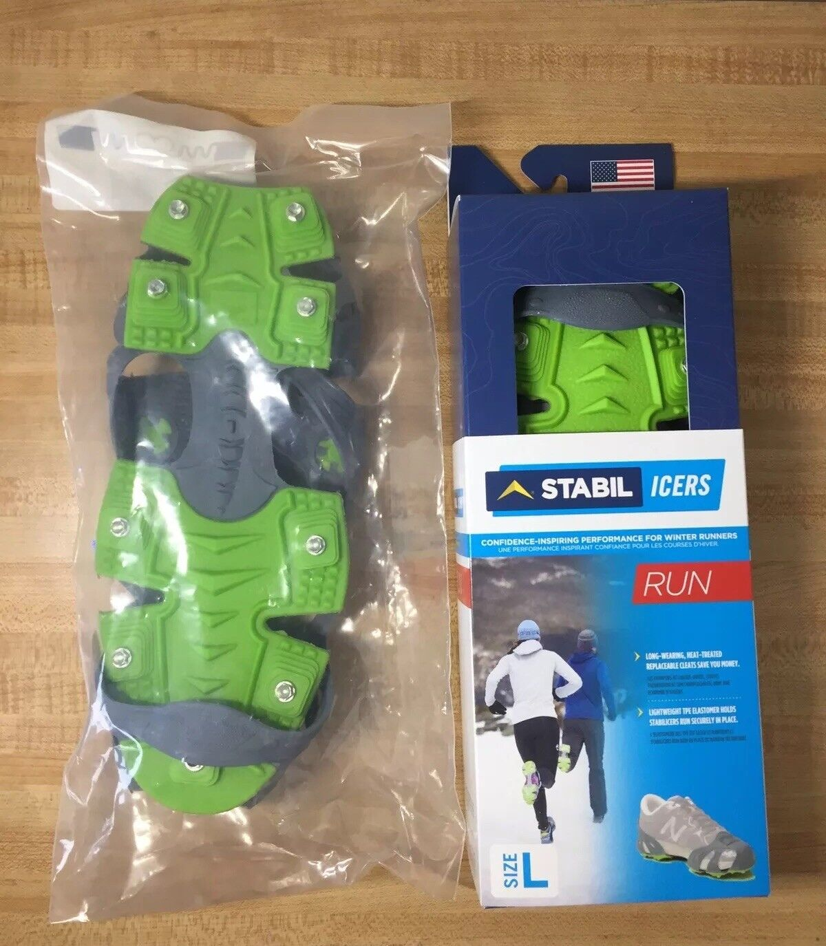 Stabil Icers Ice Cleats Winter Snow And  Ice Cleats Made In USA  retail stores