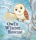 Owl's Winter Rescue by Anita Loughrey (Hardback, 2012)