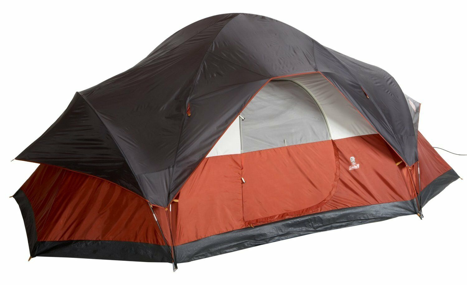 New and Sealed  Coleman Red Canyon 17  x 10 Foot, 8-Person Modified Dome Tent  best sale