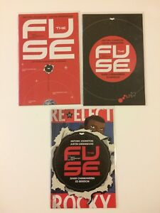 Lot-of-3-The-Fuse-1-2-3-Image-Comics-2014-VF-NM-Run-1st-Prints