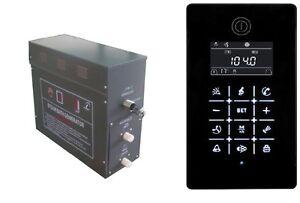 Dampfgenerator-Sauna-Dampferzeuger-Dampfdusche-Dampfgeraet-GS08-117U-9KW-Steam