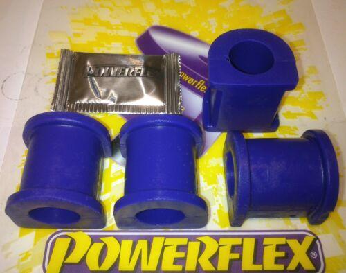 4 PU boccole stabilizzatore Stabilager 20mm va OPEL CORSA A Powerflex pff80-105-20