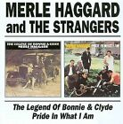 The Legend of Bonnie & Clyde/Pride in What I Am by Merle Haggard (CD, Jul-2002, Beat Goes On)