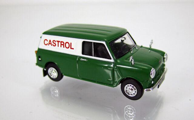 Brekina 15357 Austin Mini Van Castrol Scale 1 87 NEU OVP