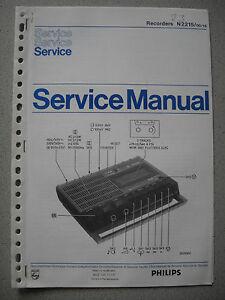 Philips-N2215-Service-Manual