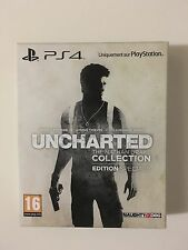 Uncharted: The Nathan Drake Collection - Special Edition PS4 Brand New Steelbook