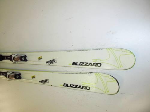 Ski Blizzard Titan mit Bindung, Bindung, Bindung, (Z-Wert-12) 173cm (CC152) e39914