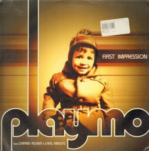 """Playmo First impression (8 tracks, feat. Grand Agent & Laas Minute)  [Maxi 12""""]"""