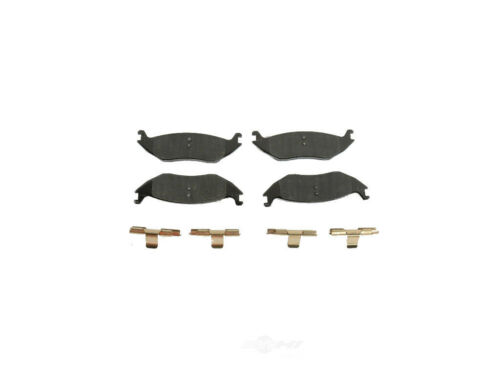 Disc Brake Pad Kit Rear Mopar 68334863AA