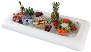 Inflatable Salad Bar Buffet Station Ice Chest Cooler