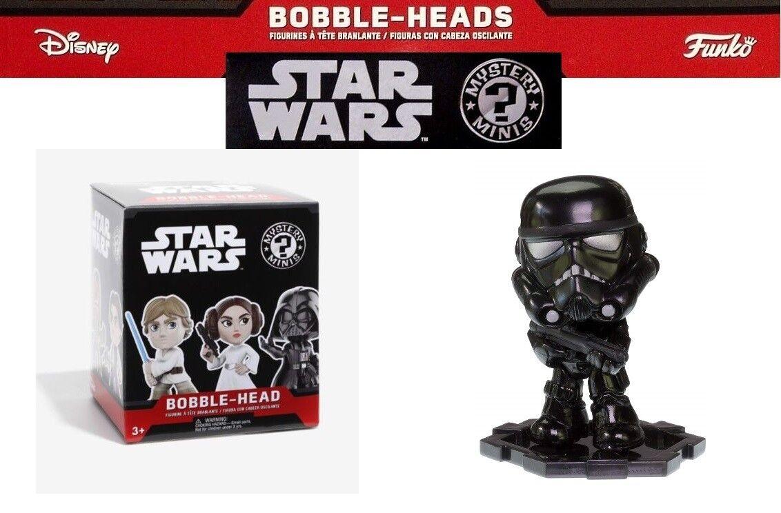 Funko Mystery Minis Bobble Cabeza - - - Star Wars - Sombra Soldado - Nuevo   Caja cd7383